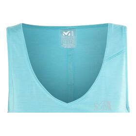 Millet LD Cloud Peak Wool Ærmeløs trøje Damer blå